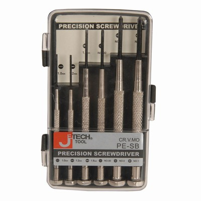 Jeweller's Screwdriver Set - TD2023