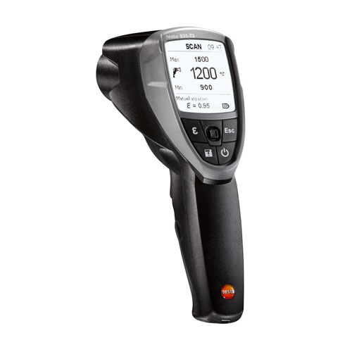 High Temperature IR Thermometers (500C and above)