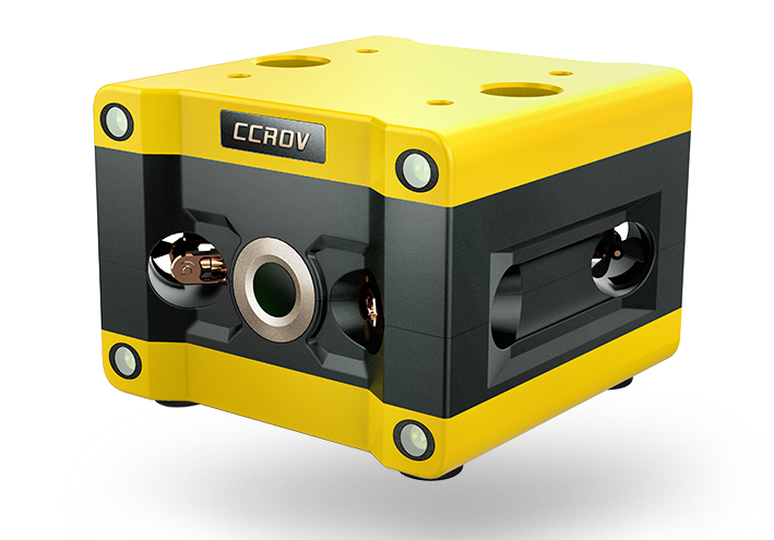 CCROV Underwater ROV with 95 m Cable Standard Package
