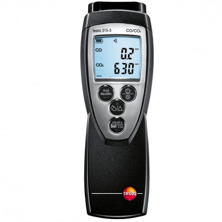 Testo 315-3 CO and CO2 Detector without Bluetooth - IC-0632-3153