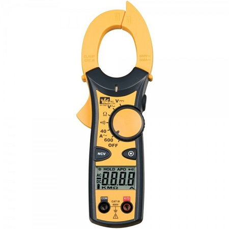 Ideal 61-744 Clamp-Pro Clamp Meter 600 Amp AC - IC-61-744