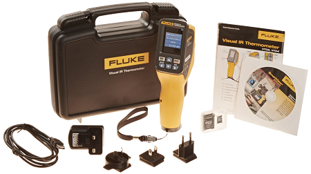 fluke foodpro plus thermometer instructions
