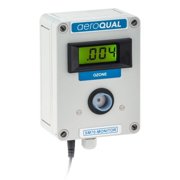 SM70 Fixed Air Quality Monitor (Base only, no sensor) - IC-FM SM70 US
