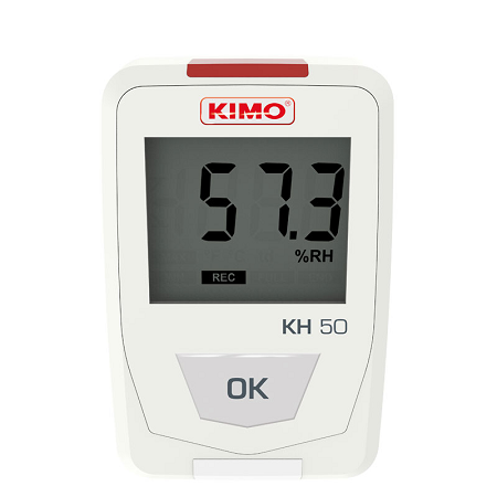 KH 50 Temperature and Humidity Data Logger