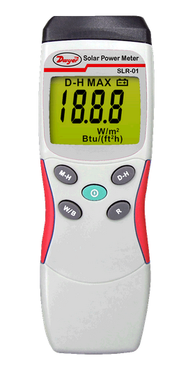 Handheld Solar Power Meter - IC-SLR-01