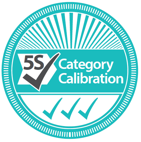 Category-5S - 5 Point Standard NATA Traceable Calibration