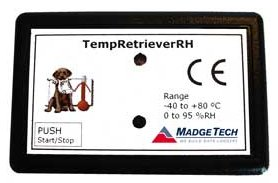 TempRetrieverRH - Humidity and Temp Recorder