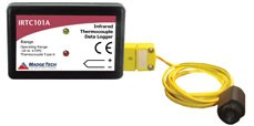 Infra Red Temperature Data Loggers