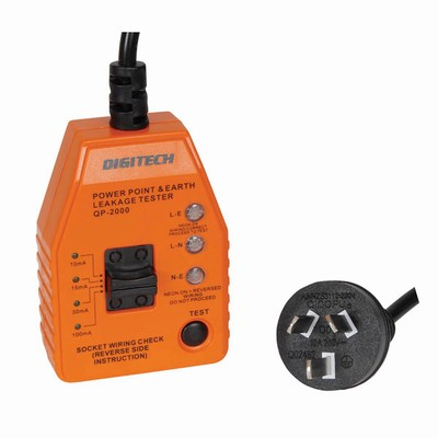 ECQP2000 - Power Point and Leakage Tester
