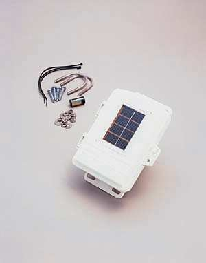 Wireless Long-Range Repeater with Solar Power - IC7654AU