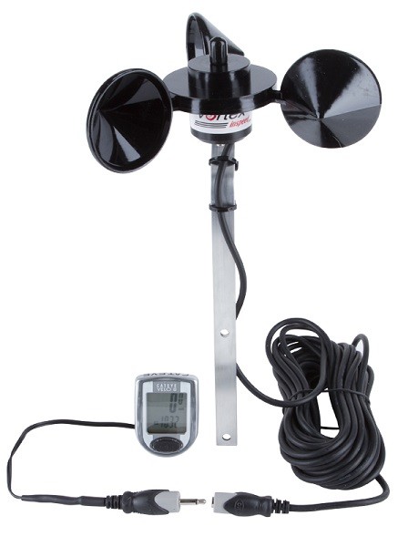 "Vortex ""FlexWire"" portable Anemometer"
