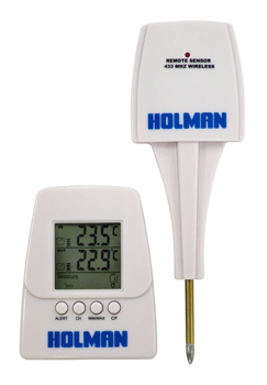 Wireless Soil Monitor with Probe (1 Probe Included) - IC7880