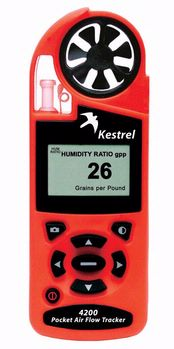 Kestrel-4200 - Pocket Air Flow Tracker