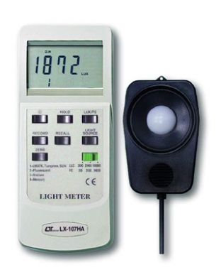 LX107HA - Light Meter