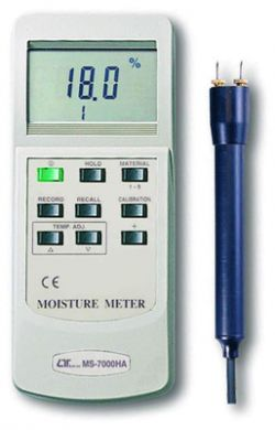 MS7000HA - Digital Moisture Meter
