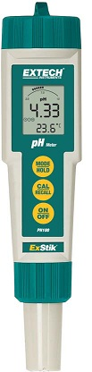 PH100 - pH Meter for flat surfaces