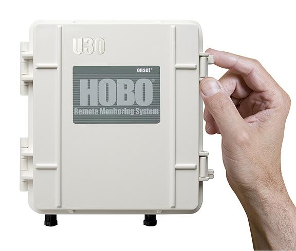 HOBO U30 Cellular Data Logger - U30-GSM - GSM Connectivity