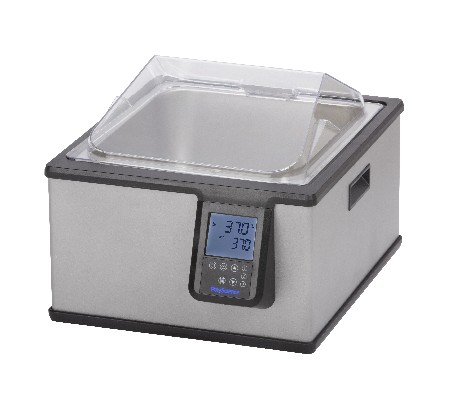 Digital Water Bath, 10L with Hinged Lid - ICWB10A12E
