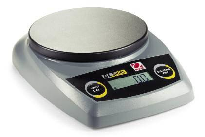 200g x 0.1g - dia.120 - CL Portable Scales - IC-CL201