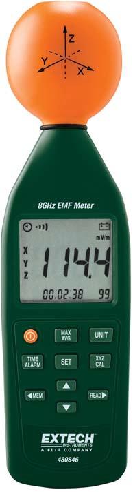 EMF Meter | Radiation Tester | Leakage Detector | EMF Strength Meter