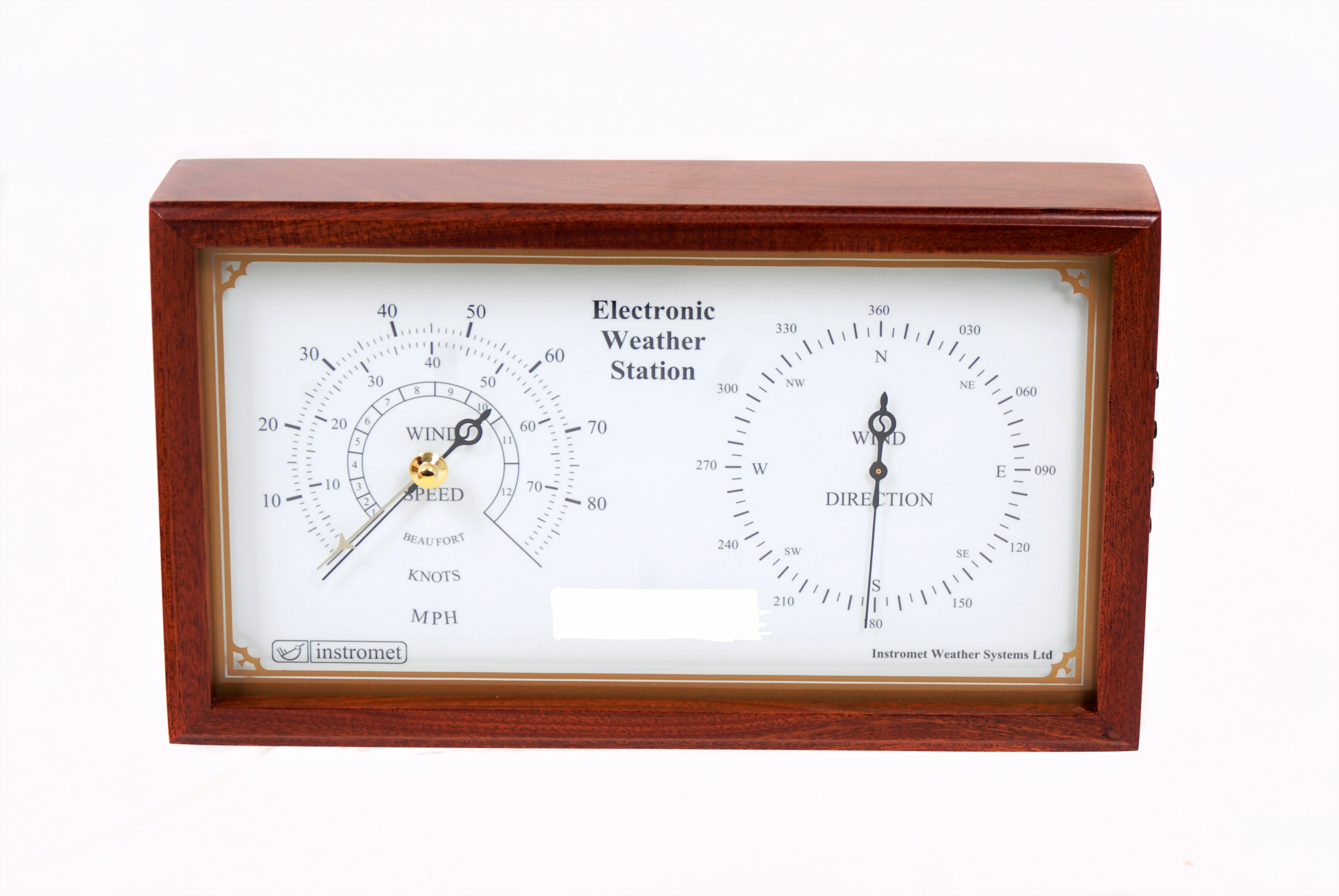 Instromet ATMOS N MPH Weather Station - IC-35120