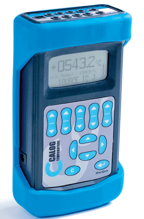 Multi-Function Temp Calibrator For Thermocouple & Rtd Based Systems