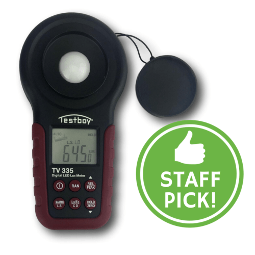 Testboy TV 335 Digital LED/Lux Meter - IC-TTV-335
