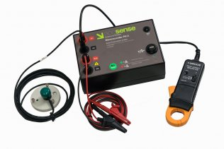 1-Channel DC Voltage, One Channel DC Current Plus Solar Iriidiance Data Logger Kit, IP65 - PV-3