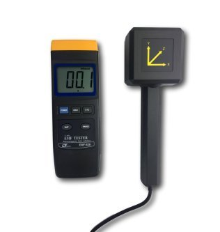3 Axis Handheld Electromagnetic Field (Emf) Tester