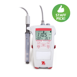 300C Portable Conductivity And Tds Meter. Includes IC-STCON3 Electrode