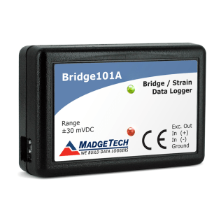 Bridge101A Strain Gauge Recorder (+/- 1200 mV) - IC-Bridge101A-1000