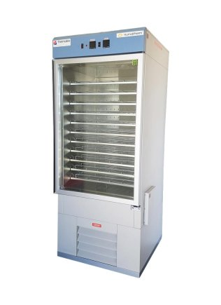 Cement Shrinkage Testing Chamber (280L) Glass Door