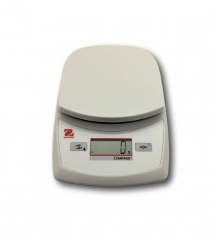 COMPASS CR Portable Balance (2200 g x 1 g) - IC-CR2200