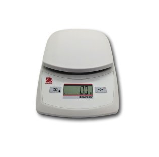COMPASS CR Portable Balance (620 g x 0.1 g) - IC-CR621