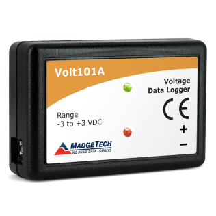 Dc Voltage Logger With 10 Year Battery Life 0-2-5V