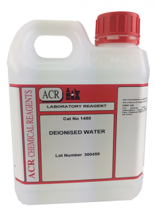 Deionized Water (5 litre) - IC-Deionized-Water