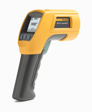 DUAL LASER IR THERMOMETER (Not suitable for human use) - IC-Fluke-572-2
