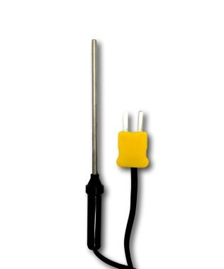 Durable Immersion Thermocouple Probe for Temperature Meters - K-380