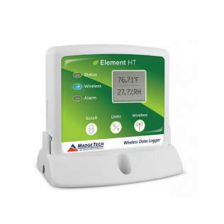 Element HT Wireless Humidity and Temperature Data Logger - IC-Element HT