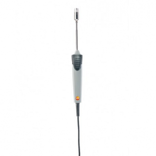 Fast-Action Surface Probe With Sprung Thermocouple Strip