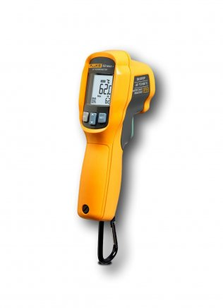 FLUKE 62 MAX+, IR Thermometer (Not suitable for human use) - FLUKE-62-MAX-PLS
