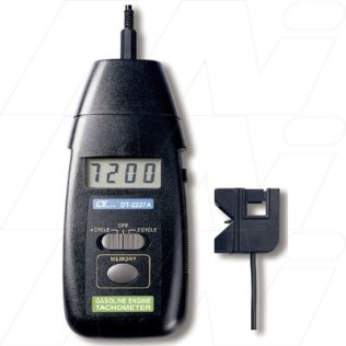 Gasoline Engine Digital Tachometer - DT-2237