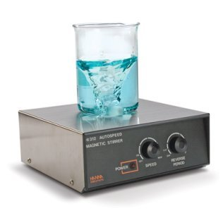HI302N-2, Auto-Reverse Magnetic Stirrer with 2 and a half liter capacity