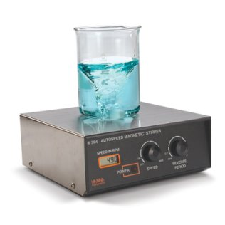 HI304N-2, Auto-Reverse Magnetic Stirrer with Tachometer