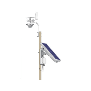Industrial Grade Automatic Weather Station - IC-SNiP-MSO2-SL