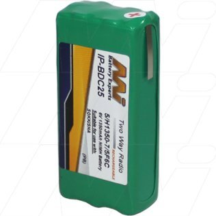 IP-BDC-25 - Insert Battery Pack for Surveying Equipment