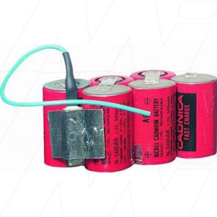 IP-BP2 - Insert Battery Pack for Two Way Radio
