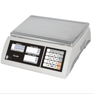 JC 15kg x 0.5g Industrial Counting Scales - IC-JC-15