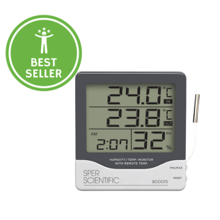 Large Display Indoor/Outdoor Thermometer - IC800015