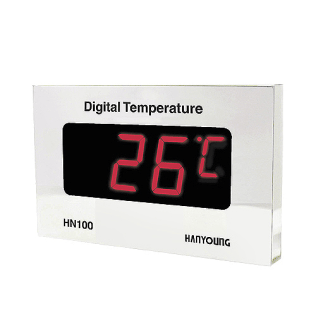 Large Temperature Display - ICHNI-080